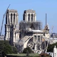 Reconstruction de Notre Dame Cathedral